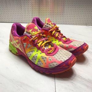 ASICS gel noosa tri 9 T458N running shoes